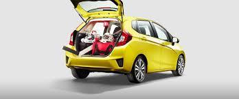 Checkered Flag Honda Norfolk Va Cargo Capacity Storage And Seating In The 2017 Honda Fit