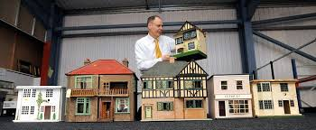 pensioner 89 sells collection of 30 dolls houses and their tiny