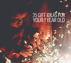 35 gift ideas for your 1 year old disney baby