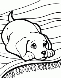christmas puppy coloring pages puppy coloring pages bestofcoloring