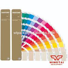 pantone chart seller 2017 original pantone solid chips coated uncoated set gp1606n