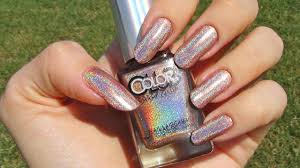 color club u0027cosmic fate u0027 holographic nail polish youtube