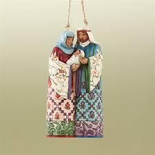 holy family jim shore heartwood creek nativity ornament