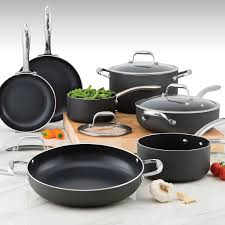 kitchen collection black friday wolfgang puck 12 anodized cookware set sam s club
