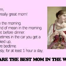honest mother u0027s day cards parenting