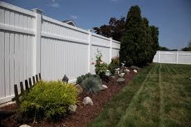 vinyl fence gallery u2013 vinyl u0026 aluminium fence installation nj