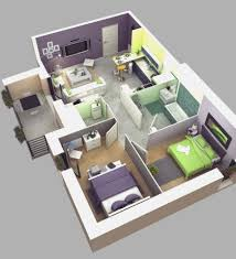cool 50 simple house plan with 1 bedrooms design inspiration of