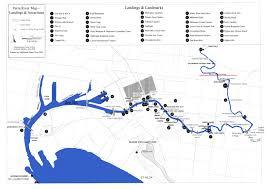River Map Yarra River Map Yarra Victoria U2022 Mappery