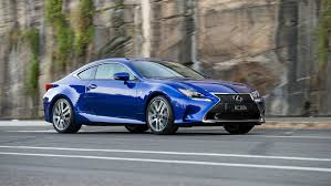 lexus coupe rc price 2016 lexus rc coupe pricing and specifications for australia