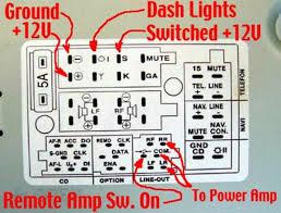 audi car radio stereo audio wiring diagram autoradio connector
