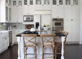 kitchen remodel with white cabinets farmhouse kitchen renovation from dated to gorgeous