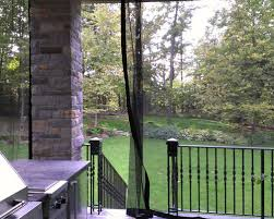 Mosquito Curtains For Porch Mosquito Curtains For Patio Doors Gopelling Net