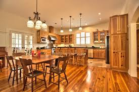 country homes open floor plan