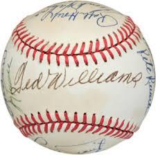 Johnny Bench Autograph Baseball Hall Of Fame Baseballs Autographs U0026 Memorabilia