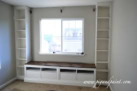 Storage Bench Seat Build by Decorations High End Storage Bench Seat With Drawer Build Under