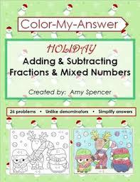 free worksheets color fractions free math worksheets for