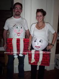 Outrageous Halloween Costumes Adults 25 Pregnancy Halloween Costume Ideas Pregnant Chicken
