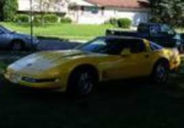 1995 chevy corvette for sale 1995 chevrolet corvette in reynoldsburg ohio stock number c143533l