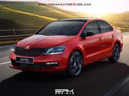 skoda rapid monte carlo to launch in india this festive season