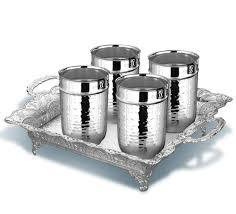 Silver Dinner Set Online Shopping India Silver Gifts Silver Plated Gifts Corporate Silver Gifts Online