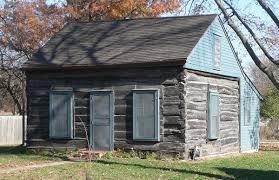 log cabin bellevue nebraska wikipedia