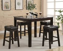 marble top counter height dining table with concept hd photos 2342