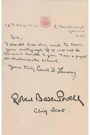 Robert Baden Powell Robert Baden Powell