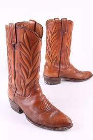 womens cowboy boots size 9 wide mens cowboy boots size 9 wide brown leather insulated vintage usa