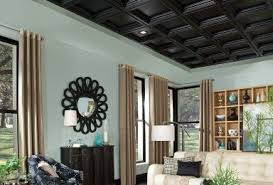 Suspended Ceiling Grid Covers by Coffered Ceilings Armstrong Ceilings Residential