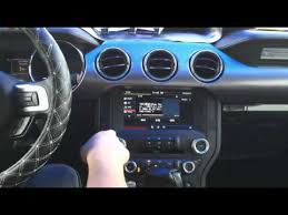 mustang navigation 2015 ford mustang navigation interface with 8 inch replacement