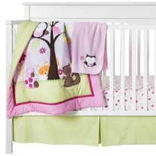 Circo Owl Crib Bedding Circo 4pc Crib Bedding Set Woods N Baby Pinterest