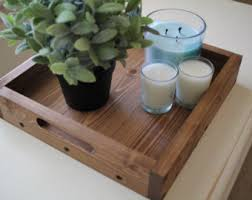 Tray Coffee Table Coffee Table Tray Etsy