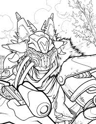 official destiny colouring book looks more relaxing than destiny