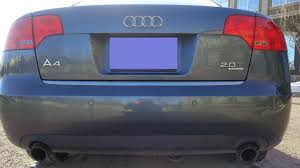 2006 audi a4 quattro awd new tires no accidents