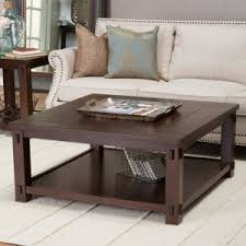 Style A Coffee Table Craftsman Mission Style Coffee Tables Hayneedle