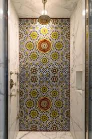Mexican Tile Bathroom Ideas Colors Best 25 Southwestern Mosaic Tile Ideas On Pinterest Mexican