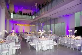 purple and white wedding modern purple blue white wedding at contemporary chicago venue