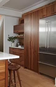black walnut wood kitchen cabinets 10 walnut kitchens with warmth style house home