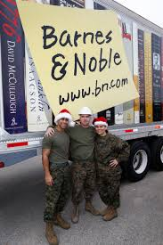 Barnes Noble Reno Nv Barnes U0026 Noble Makes Major Donation To The Marine Toys For Tots