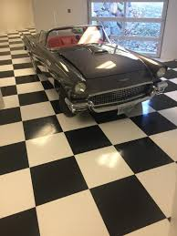 custom garage epoxy floor designs epoxy flooring armorgarage how to do custom epoxy flooring designs