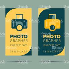 Credit Card Design Template Set Of Photographer Photo Studio Business Card Design Template