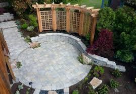 Concrete Paver Patio Designs Backyard Concrete Paver Patio Design Ideas Backyard Patio Paver