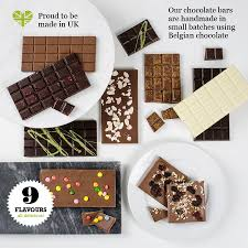 s day chocolates s day chocolate bar box set by gift library