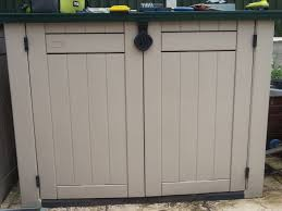 Keter Plastic Keter Store It Out Xl Plastic Outdoor Storage Shed 2 Availiable
