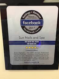 sun nails and spa home facebook