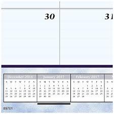 desk pad calendar 2017 cheap at a glance desk pad calendar 2017 monthly 12 months 21 5 8