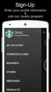 starbucks apk starbucks turkey apk free food drink app for android