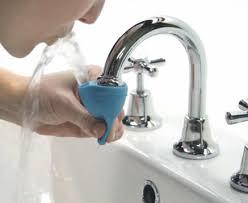 sink water fountain attachment