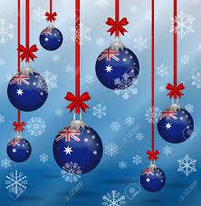 australian christmas ilustration christmas background flags australia royalty free