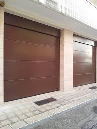porte sezionali hormann porta sezionale con griglie di areazione portoni da garage